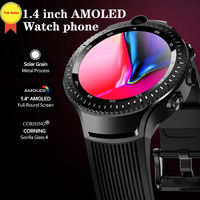 best 2019 smart watch dual Camera 4G Lte Smart Watch GPS Wifi Heart Rate Monitor Android phone call watches unique gift for men|Smart Watches|Consumer Electronics -