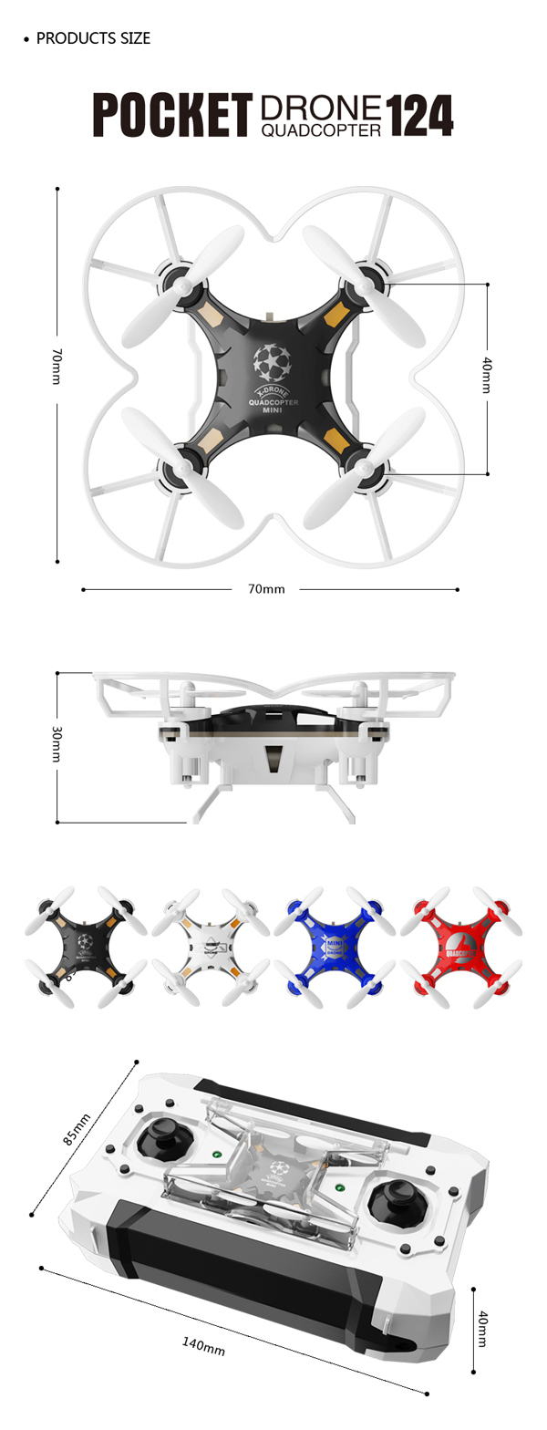SBEGO_124_Mini_Pocket_Drone_FQ777-124_4CH_6Axis_Gyro_Quadcopter_With_Switchable_Controller_RTF_Free_Spare_Part_Give_10