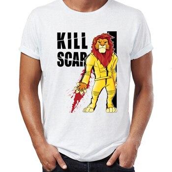 Number 1 Lion Uncle Scar T Shirt3