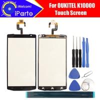 OUKITEL K10000 Digitizer Touch Screen 100 Guarantee Original Glass Panel Touch Screen Digitizer For K10000 Tools