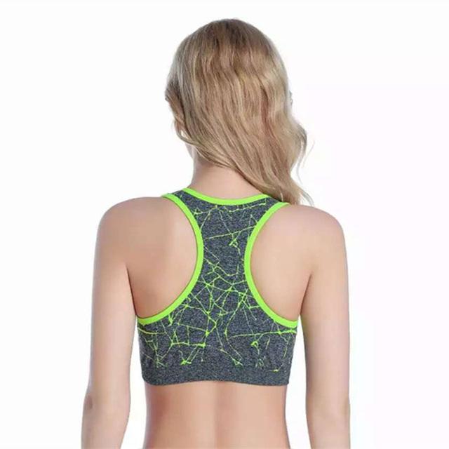 Wire Free Yoga Bra