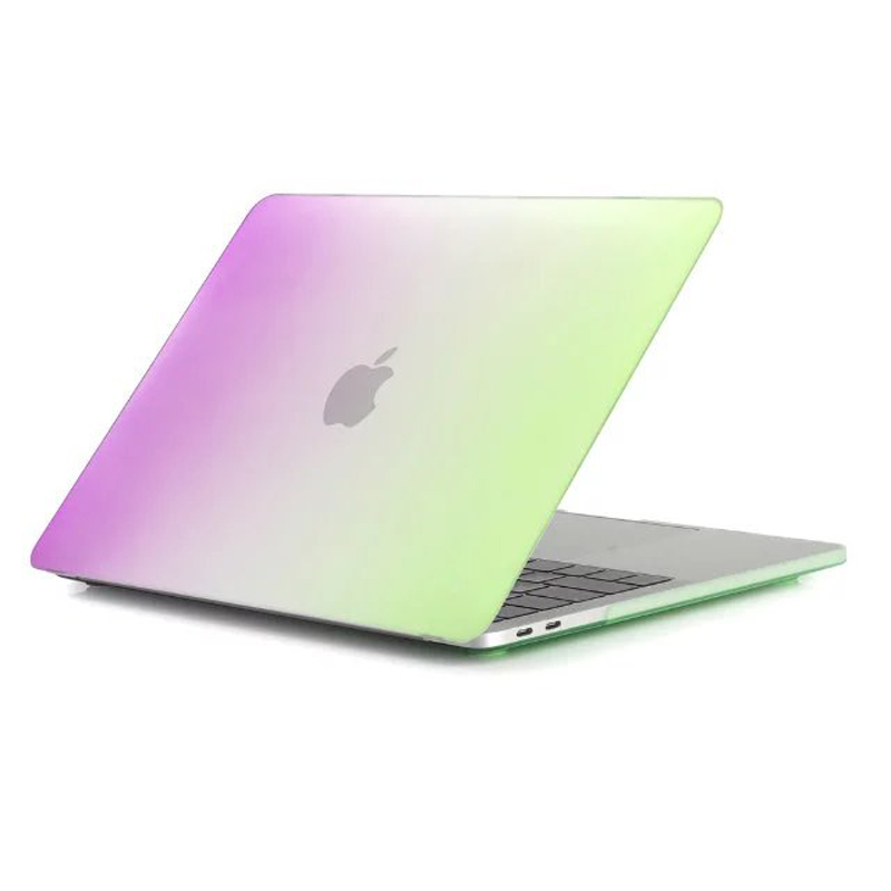 Rainbow pro 13 2016 case for macbook touch bar cases A1706 laptop bag hard cover for apple mac book pro 13 touch bar sleeve