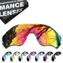 عدسات استبدال مستقطبة لنظارات أوكلي إيفزيرو رينج خيارات متعددة