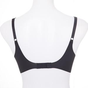 Image 5 - MOMANDA Womens Wireless Lightly Lined T Shirt Maternity Nursing Bra Plunge Breastfeeding Underwear