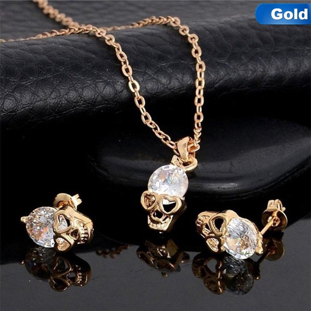 3pcs/set 3 Colors Skull...