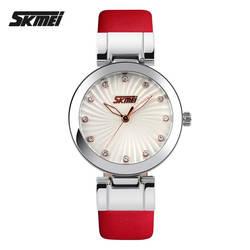 2018 новый бренд Для женщин часы платье смотреть Для женщин кожаный ремешок со стразами женские часы наручные кварцевые моды часы Reloj Mujer Donna