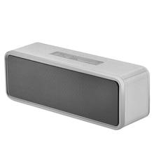 High Quality Bluetooth Speaker Wireless 3D Stereo Music Audio Player Aux Square Box Altavoz with FM Radio Speaker