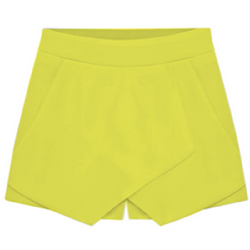 HTB1A58PHFXXXXasXXXXq6xXFXXXY - Shorts Culottes New Shorts Skirt Plus Size S-XXL PTC 233