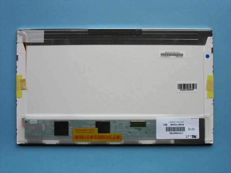 HSD160PHW1 HSD160PHW1-B00 LTN160AT06 16 LED For ASUS N61 N61vg N61JV For HP DV6 CQ61 Laptop LCD LED Screen Display MatrixHSD160PHW1 HSD160PHW1-B00 LTN160AT06 16 LED For ASUS N61 N61vg N61JV For HP DV6 CQ61 Laptop LCD LED Screen Display Matrix