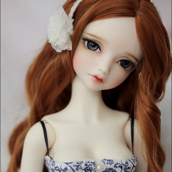Eyes Sodam 1/4 girl bjd doll sd doll joint doll gift (free eyes + free make up)