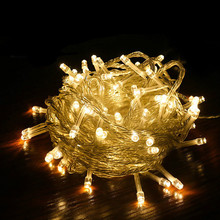 Decorative LED String Light For Christmas Party Wedding Events AC 110V 220V Holiday Lighting