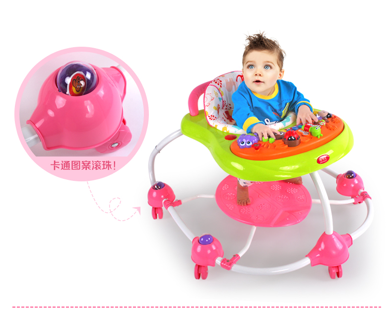 ba0baaee1 Free Shipping musical activity center baby learning walker Piano ...