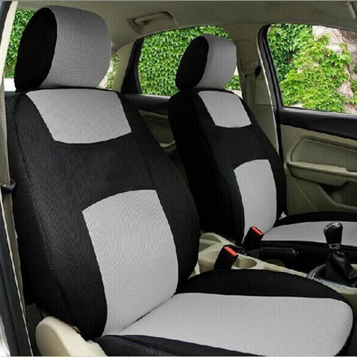 New High Quality Universal Car Seat Cover Seat Covers for Sedans Auto Interior Styling Decoration Protectlada Ventilation dust