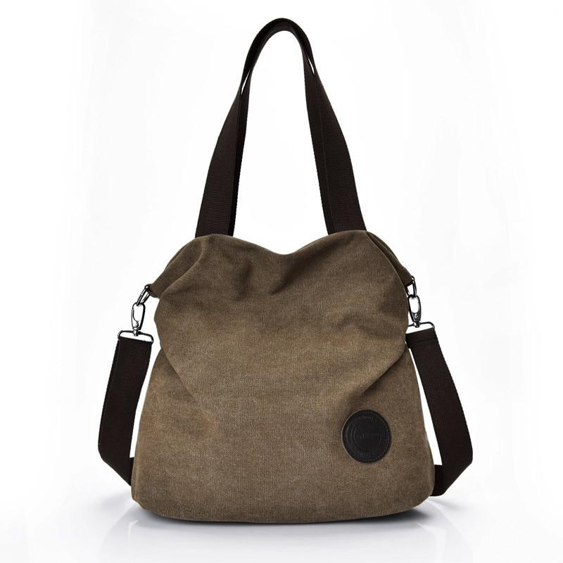 2017 Famous Brand Canvas Handbag Women Shoulder Bag Fashion Casual Tote Bags Designer Large Capacity Handbag bolso mujer XA924H triol комбинезон зимний minnie