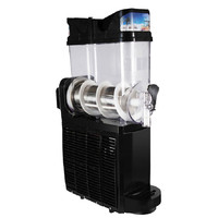 Beijamei High Quality Slush Making Snow Melting Machine One Tank Cold Drink Slush Machine Commercial Smoothie Maker