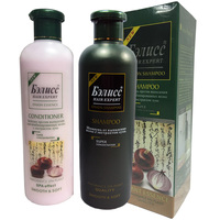 Onion Plants Extract Hair Shampoo and Hair Conditioner Set Hair Care Repaire and Protects Damage Hair Free Shipping