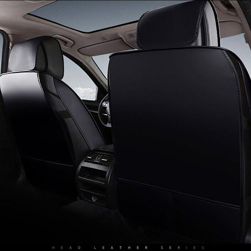 HeXinYan Universal Car Seat Covers for Renault all models scenic kadjar fluence Captur Laguna Megane Latitude duster symbol in Automobiles Seat Covers from Automobiles Motorcycles
