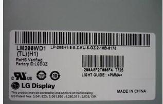New LM200WD1-TLD1 20 inches panel LM200WD1 TLD1 M200WD1TLD1 1600 x900