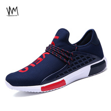 Fashion Autumn Shoes Men Casual Shoes Lightweight Gym Sport Breathable Comfort Walk Mens Trainers Lace Up Flat Shoes Size 39-44
