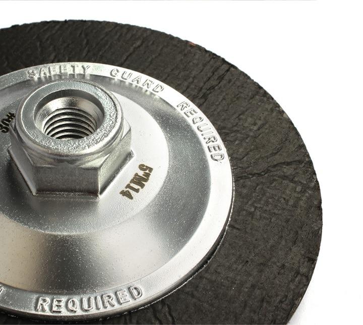 Piso de Concreto Abrasivo Ferramenta de Polimento De Borda com 5 8-11 M14