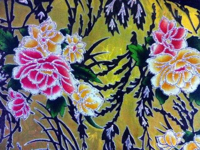 Silk velvet Fabric Handcut Cotton Fabric Velvet Satin Materials ...