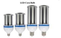 IP64 waterproof LED Corn Light E40 E27 E26 E39 27w 36w 45w 54w 60w LED Street Light led parking lots lamps AC85 277V