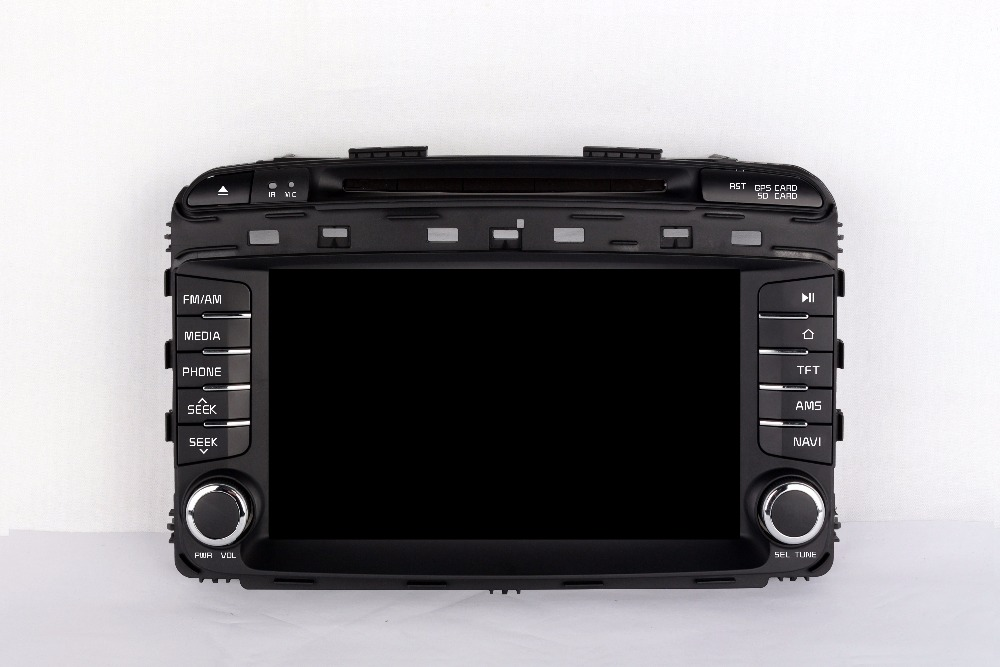 Новый 2 DIN Android 6.0 4 ядра навигационная dvd-плеер для Kia Sorento 2015-2016 4 г/3 /Bluetooth/Wi-Fi/RDS/USB/SD Card/GPS