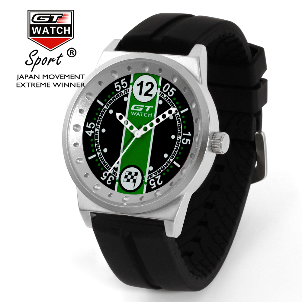 Men Fashion Sport Watch Luxury Brand GT Watch Silicone Strap F1 Watches Casual Quartz Wristwatches montre homme reloj hombre gt watch uas flag f1 racing champion sport extreme men s military pilot uhren american inspired novelties silicone watch