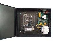 ZK двухдверный контроллер доступа с powercase TCP/ip карта безопасности доступ двухсторонний RFID считыватель sn: C3 200