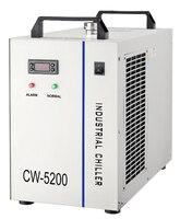 Cw5202ag промышленности хм двойной из положить для co2 лазерная гравировка и резки трубы два 80 Вт