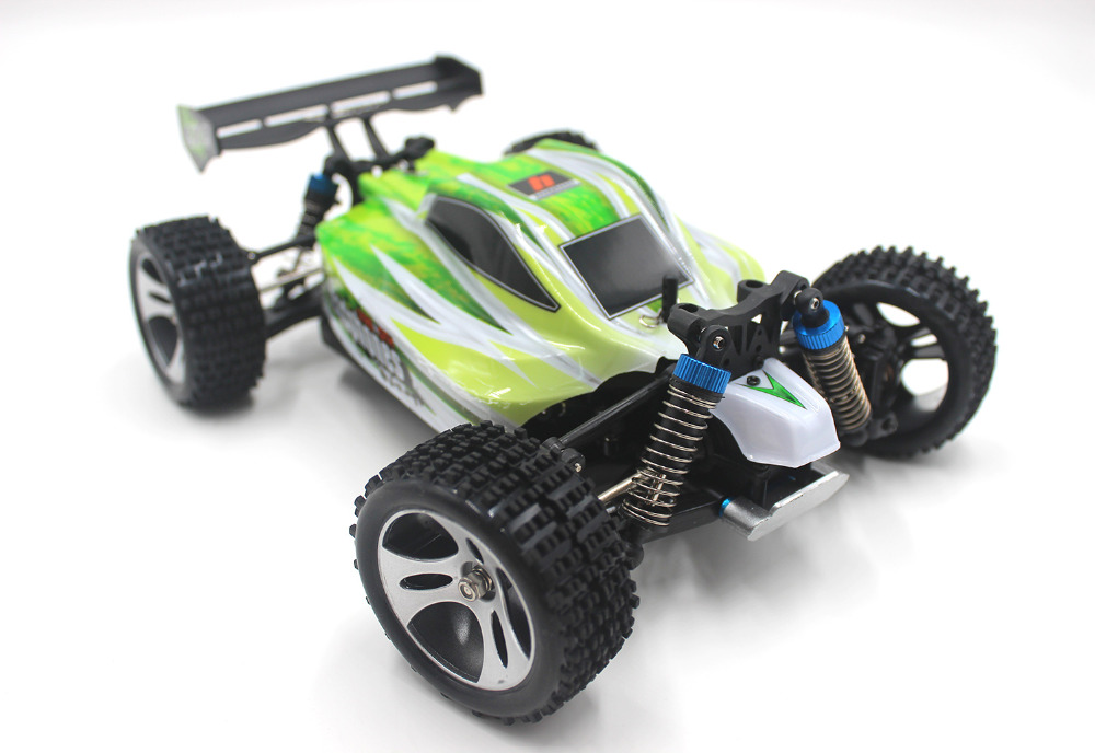 70KM/H 1:18 4WD RC Car JJRC A959 Updated Version A959-B 2.4G Radio Control Truck RC Buggy Highspeed Off-Road A979 wltoys a959 b 13 540 motor 1 18 a959 b a969 b a979 b rc car part