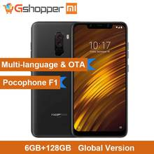 Küresel Sürüm Xiaomi POCOPHONE F1 6 GB 128 GB Snapdragon 845 6.18