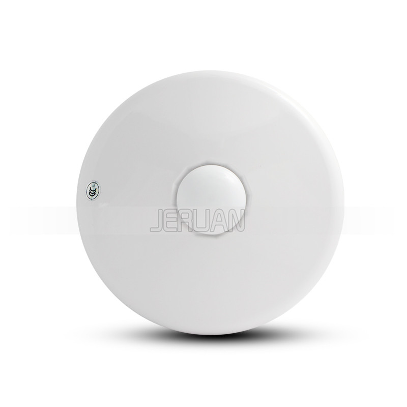 Wired Dual infrared+MicroWave Ceiling Sensor with 360 degree Detecting Angle Artificial intelligence three Kam detector NO/NC artificial intelligence the basics