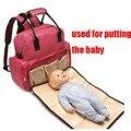 5 В 1 Baby Care Подгузник Изменение Многофункциональные Детские Сумки Мама Пеленки Мешок Рюкзак Для Коляски Младенцев Сумки Путешествия BB0092