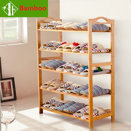 Charmant 2016 New Solid Wood Simple Shoe Rack Storage Cabinet Shoe Rack Multilayer  Simple Modern Economic Domestic Assembly Special Offer In Shoe Cabinets  From ...