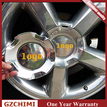 9595152 9596007 Wheel Hub Center Caps Chrome Finish Hubcap Wheel Cover for Chevrolet Silverado Tahoe Avalanche Suburban 07-13 12 inch car vehicle chrome wheel rim skin cover hub trim cover hubcap wheel cover