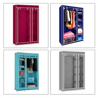 7 Drawers Portable Cloth Wardrobe Anti dust Closet Foldable Clothe Storage Cabinet Shelf for Student Dormitory Home Furniture