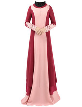 Appliques islamic dress Chiffon turkish women clothing abayas for women black abaya saudi dress muslim dubai dress hijab B8021