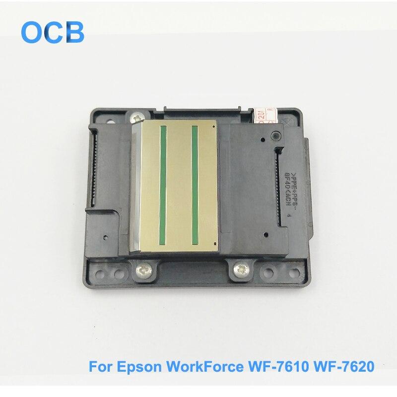 D'origine WF7610 WF-7610 Tête D'impression Pour Epson WorkForce Pro WF-3620 WF-3640 WF-7110 WF-7111 WF-7611 WF-7620 WF-7621