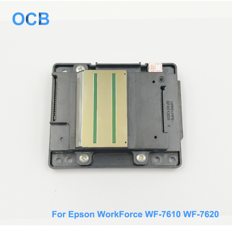 Original WF7610 WF 7610 Print Head Printhead For Epson WorkForce Pro WF 3620 WF 3640 WF 7110 WF 7111 WF 7611 WF 7620 WF 7621|Printer Parts| |  - title=