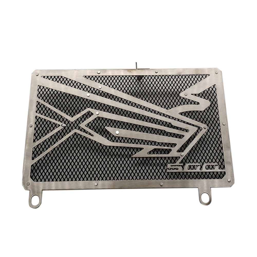 For HONDA Motorcycle CB500F <font><b>CB500X</b></font> 2013 - <font><b>2019</b></font> Radiator Protective Cover Grill Guard Grille Protector image