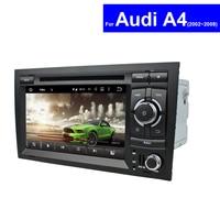 2 Din 7 дюймов сенсорный экран для Android автомобильный стерео для Audi A4 DVD плеер gps навигации Системы 3g WI FI CD AUX USB sdtv MP3 авто