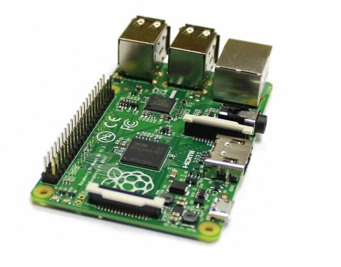 Hot Sale Original ARM Cortex-A7 BCM2836 Raspberry Pi 2 Model B Raspberry Pi 2 1GB, smart