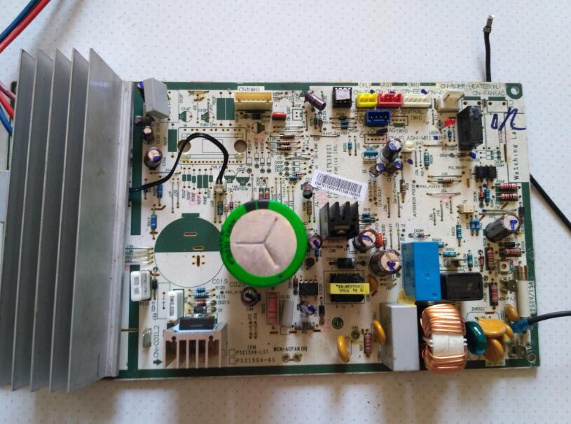 EBR721143 EAX61438601 Good Working Tested