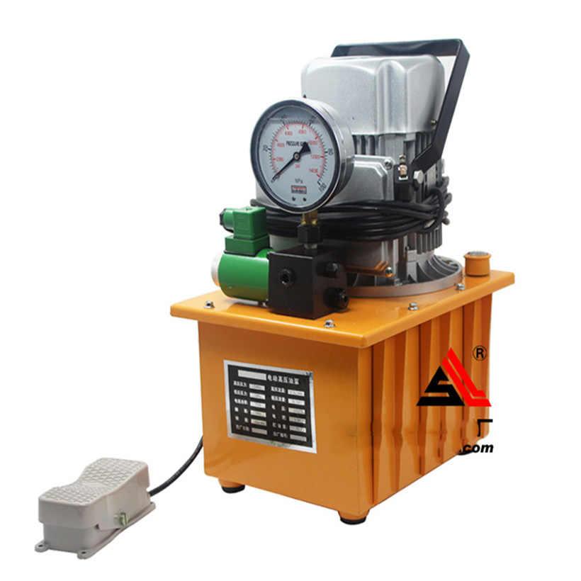Гидравлический насос высокого давления 0,75 кВт, Электрический гидравлический насос, педаль масляного давления, гидравлический насос, HHB-700A