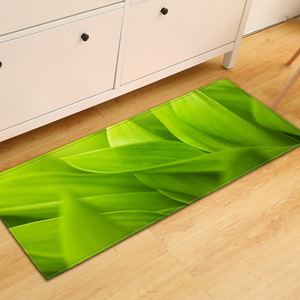 Image 4 - Spedizione gratuita Green Grass Land antiscivolo assorbente tappetino da bagno tappeto per soggiorno camera da letto pavimento tappeto Tapete Infantil