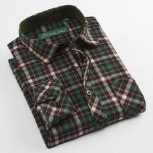 Новые мужские повседневные рубашки MACROSEA, мужские клетчатые рубашки с длинным рукавом и квадратным воротником, мужские рубашки PJ