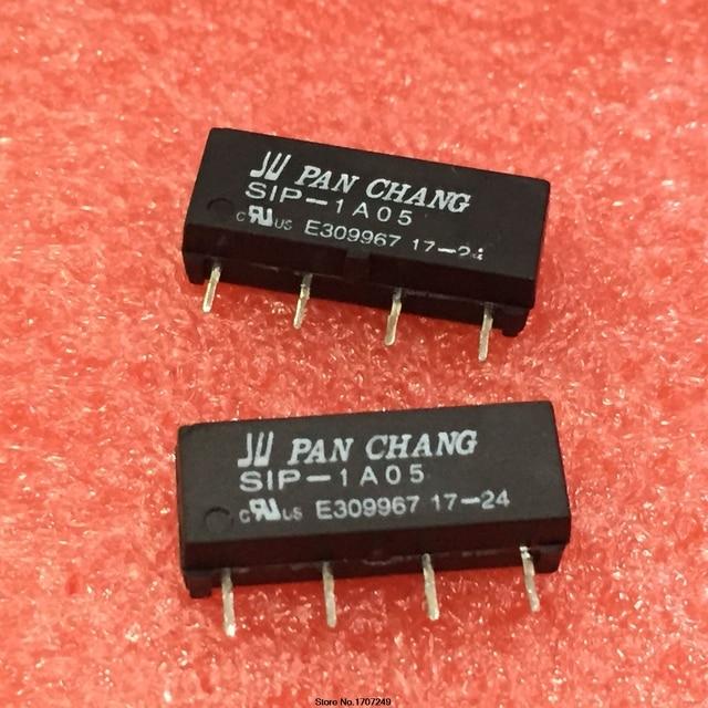 100 New Original PAN CHANG Reed Relay 100PCS SIP 1A05 5V