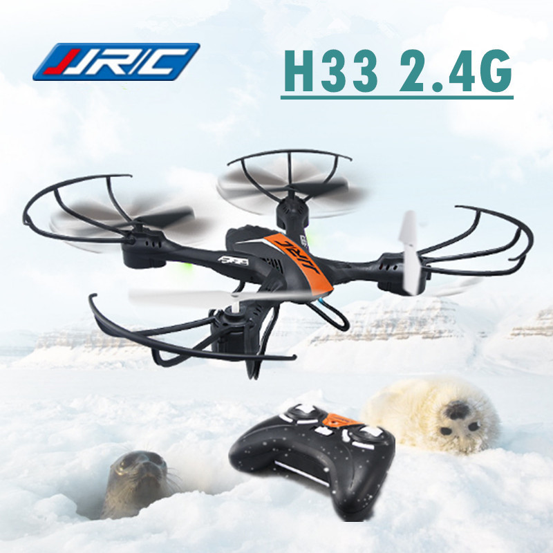 JJRC H33 2 4G Quadcopter Mini font b Drone b font Selfie RC Helicopter 2 4G