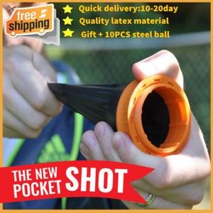 EDC GEAR De Pocket Speelgoed Slingshot Outdoor Catapult Ammo/Pow/Arrow Cap/Hamer Handvat Doel en Vervanging Pouches Jacht Shot